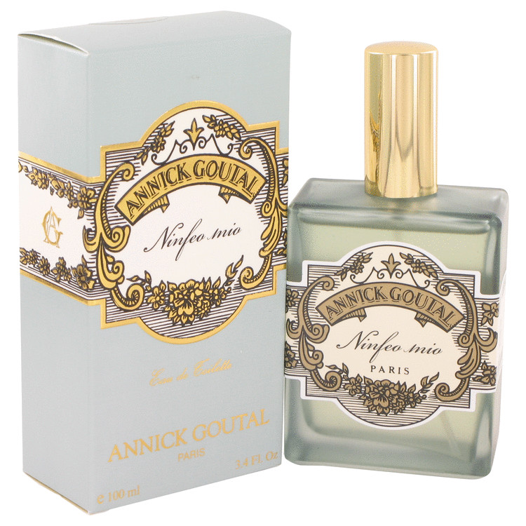 Ninfeo Mio Cologne by Annick Goutal 100 ml EDT Spay for Men