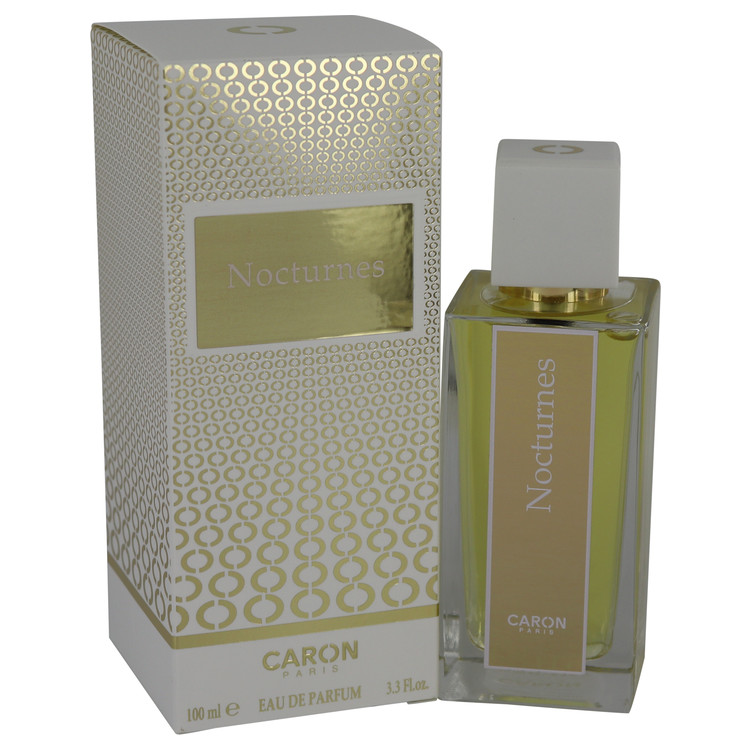 NOCTURNES D'CARON by Caron Eau De Parfum Spray (New Packaging) 3.4 oz