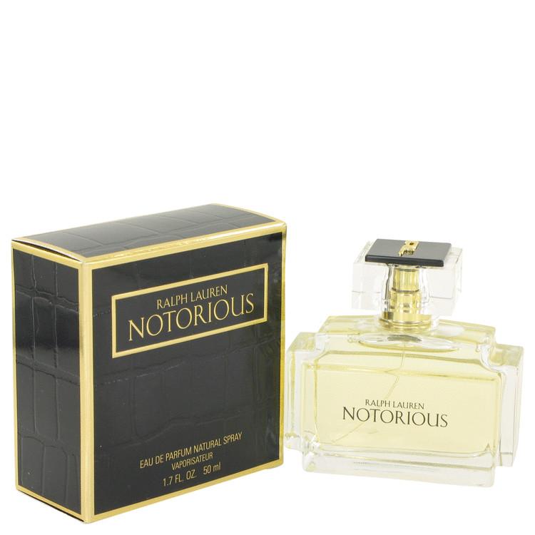 Notorious Perfume by Ralph Lauren 50 ml Eau De Parfum Spray for Women
