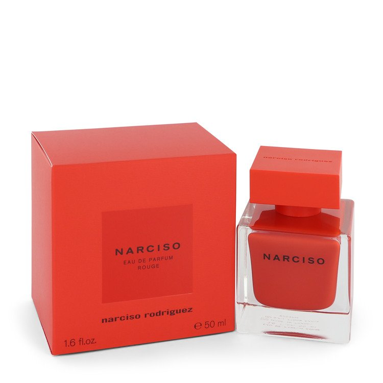 Narciso Rodriguez Rouge Perfume 1.6 oz EDP Spay for Women Spray