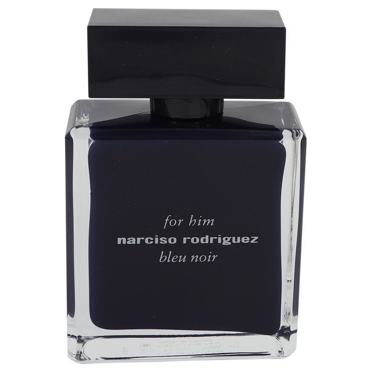 Narciso Rodriguez Bleu Noir by Narciso Rodriguez Men's Eau De Toilette Spray (unboxed) 3.4 oz