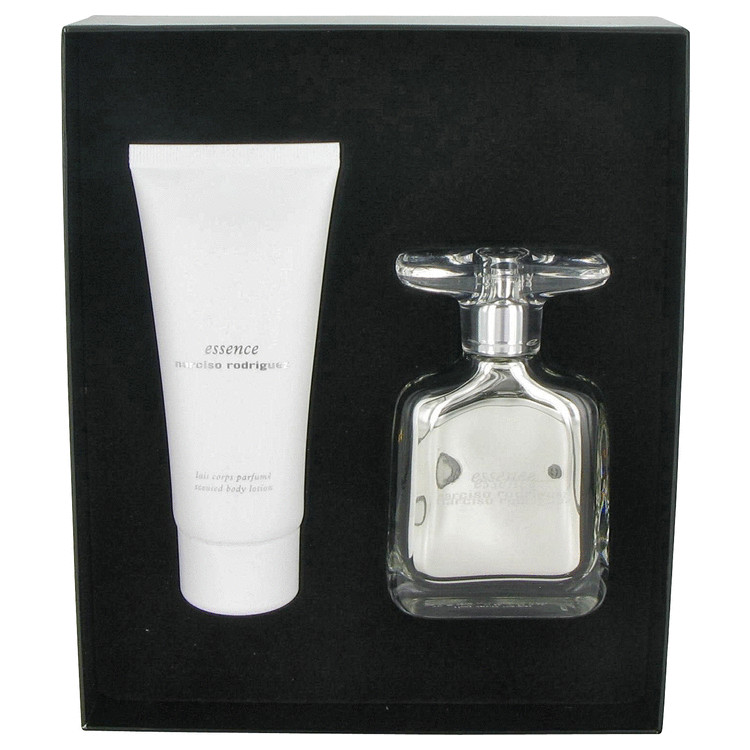 Narciso Rodriguez Essence Gift Set -- Gift Set - 1.6 oz Eau De Parfum Spray + 3.3 oz Body Lotion for Women