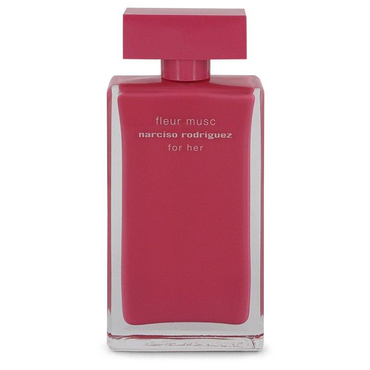 Narciso Rodriguez Fleur Musc Perfume 100 ml Eau De Parfum Spray (Unboxed) for Women