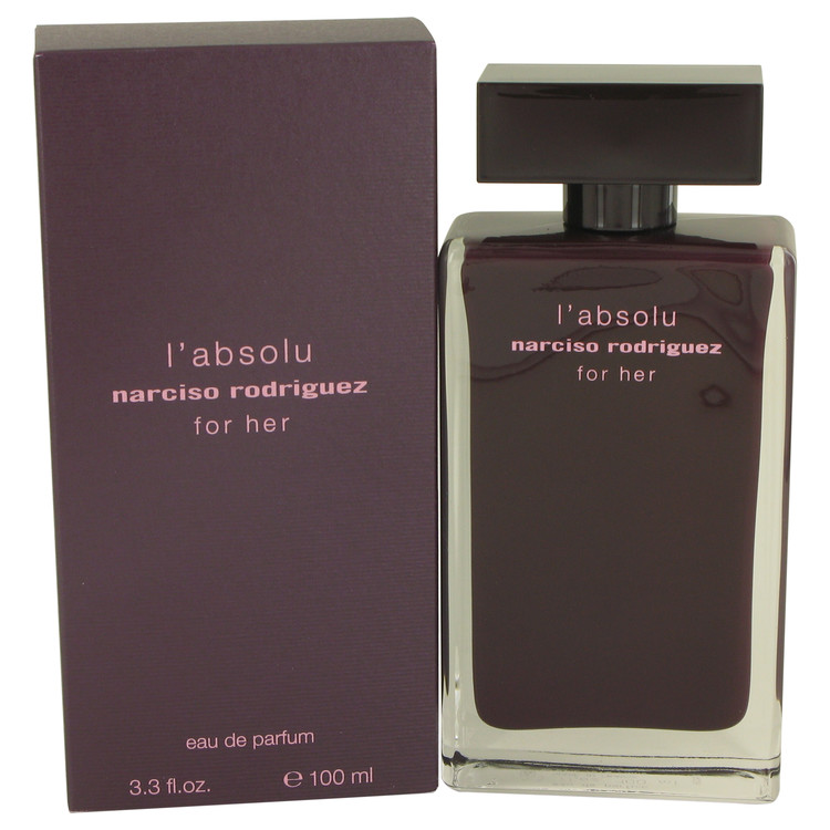 Narciso Rodriguez L'absolu Perfume 100 ml EDP Spay for Women