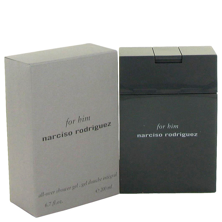 Narciso Rodriguez by Narciso Rodriguez –  Shower Gel 6.7 oz 200 ml for Men