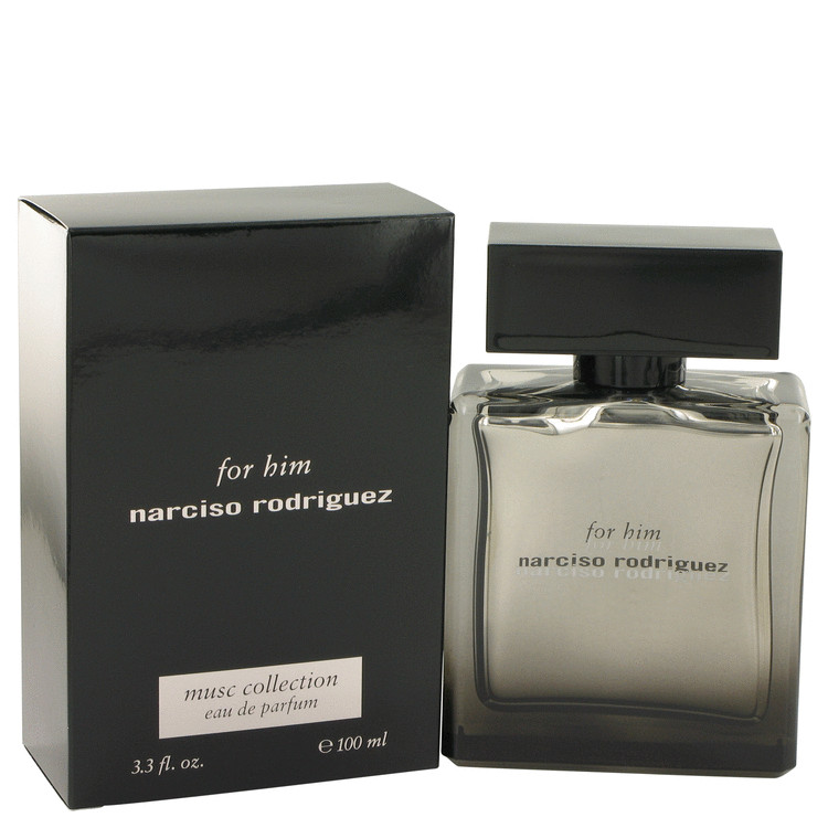 Narciso Rodriguez Musc Cologne 3.4 oz EDP Spay for Men