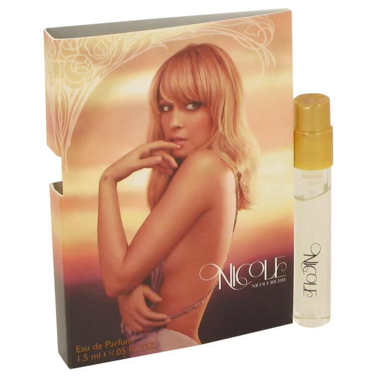Nicole Richie by Nicole Richie for Women Vial (sample) .05 oz