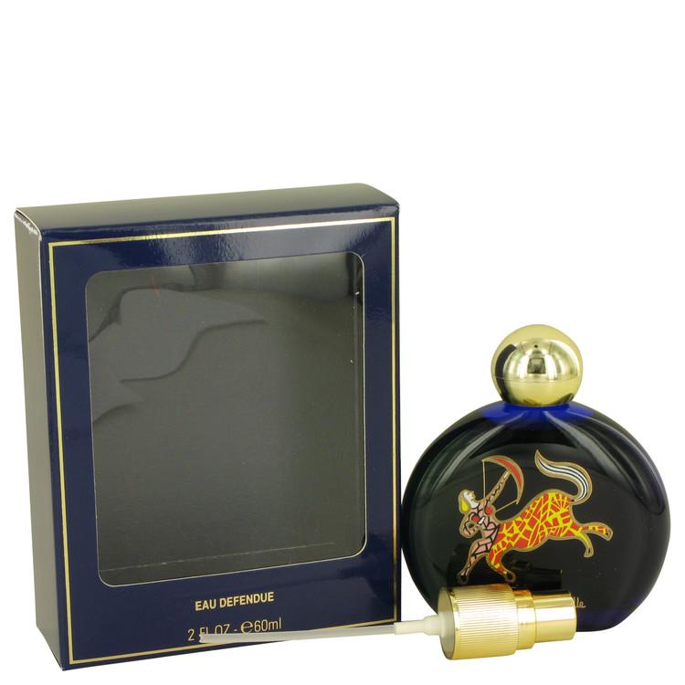 Niki De Saint Phalle Zodiac Sagitaruis Perfume 60 ml Eau Defendu Spray for Women