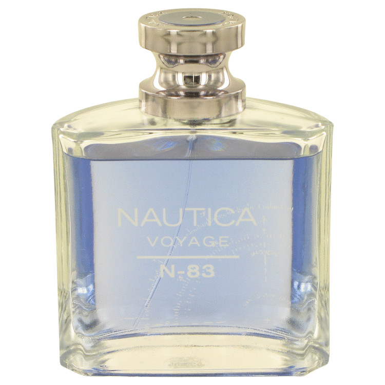 Nautica Voyage N-83 by Nautica Men's Eau De Toilette Spray (unboxed) 3.4 oz