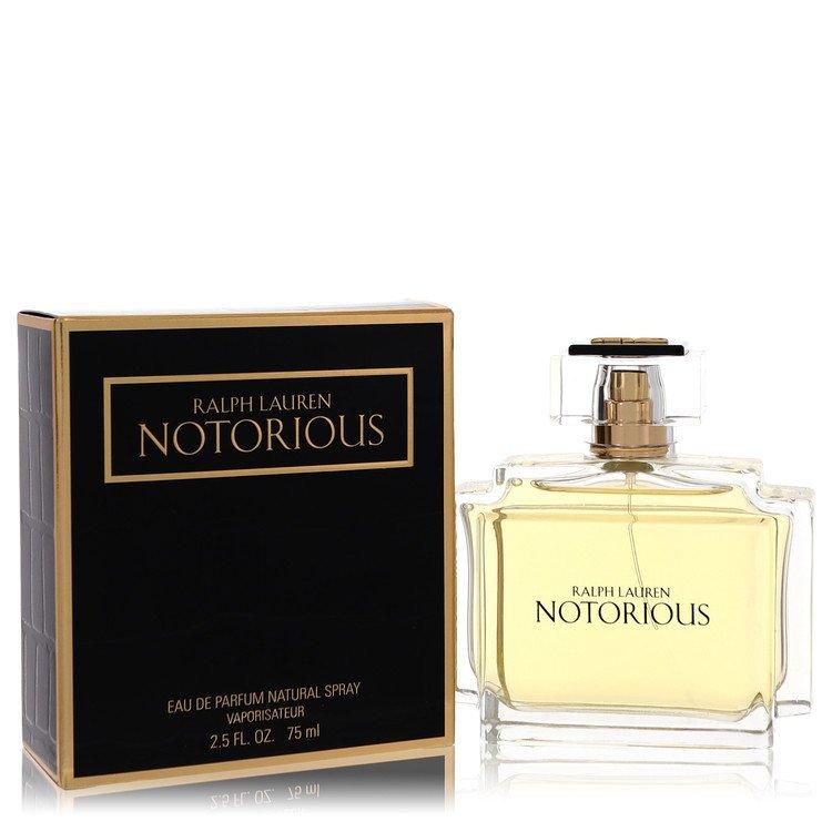 Notorious Perfume by Ralph Lauren 75 ml Eau De Parfum Spray for Women