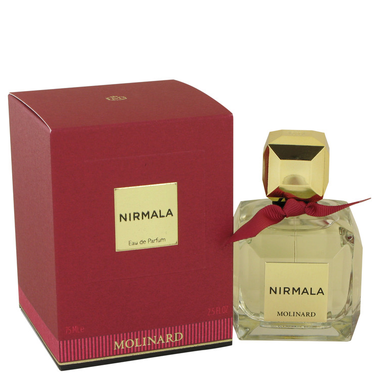 Nirmala Perfume 75 ml Eau de Parfum Spray (New Packaging) for Women