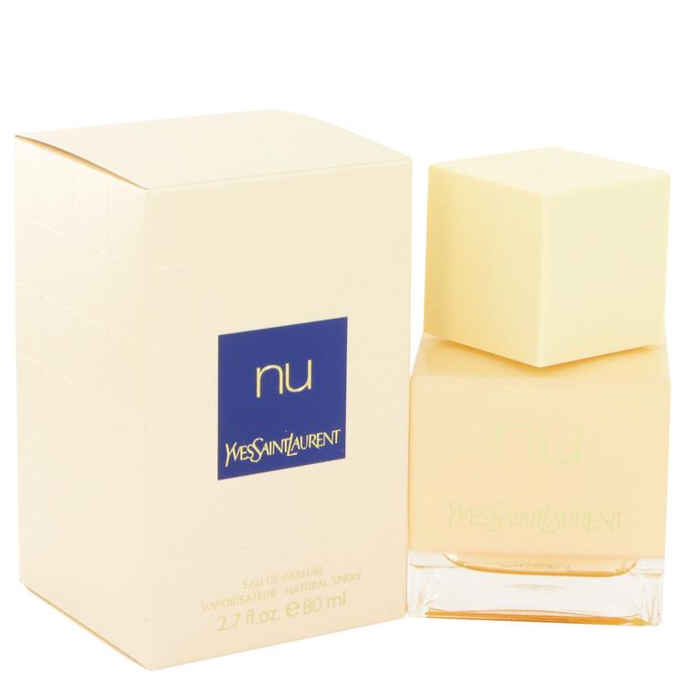 Nu by Yves Saint Laurent Eau De Parfum Spray 2.7 oz