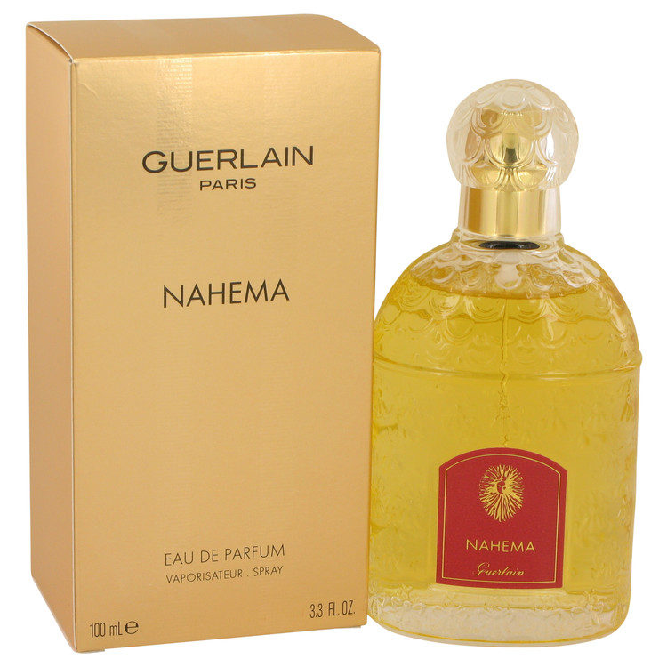 Nahema by Guerlain for Women Eau De Parfum Spray 3.3 oz