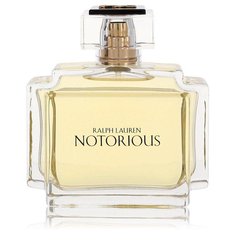 Notorious Perfume 2.5 oz EDP Spray (unboxed) for Women