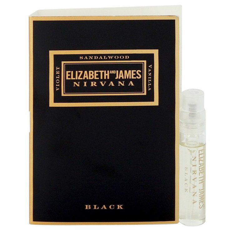 Nirvana Black by Elizabeth And James Women's Vial (sample) .07 oz