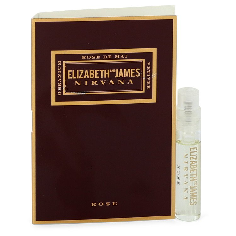 Nirvana Rose by Elizabeth and James Vial (sample) .07 oz for Women
