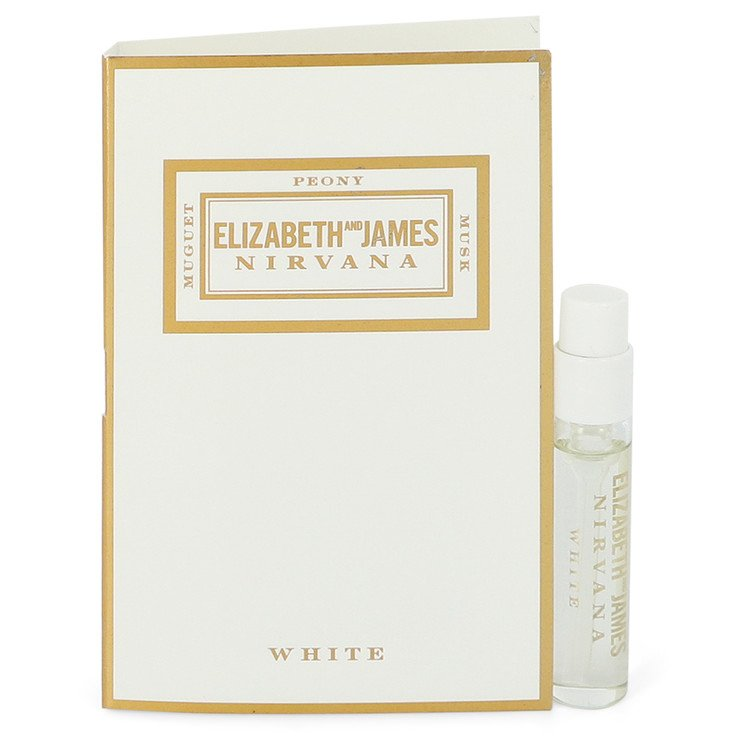 Nirvana White by Elizabeth And James Women's Vial (sample) .07 oz