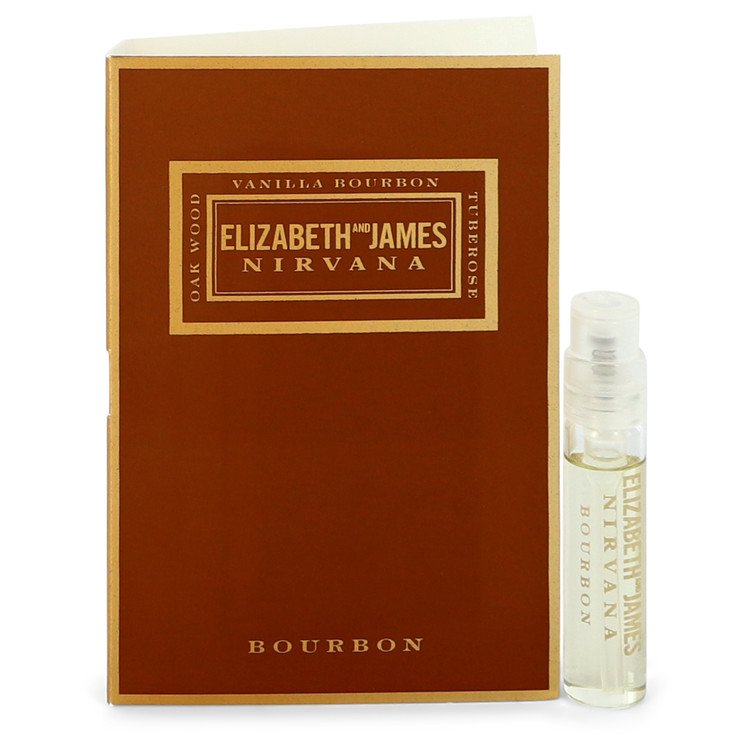 Nirvana Bourbon by Elizabeth And James Women's Vial (sample) .07 oz