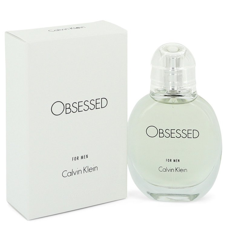 Obsessed by Calvin Klein Eau De Toilette Spray 1 oz