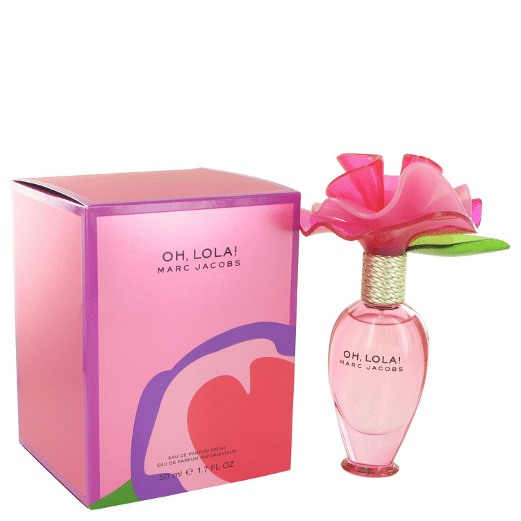 Oh Lola Perfume by Marc Jacobs 50 ml Eau De Parfum Spray for Women