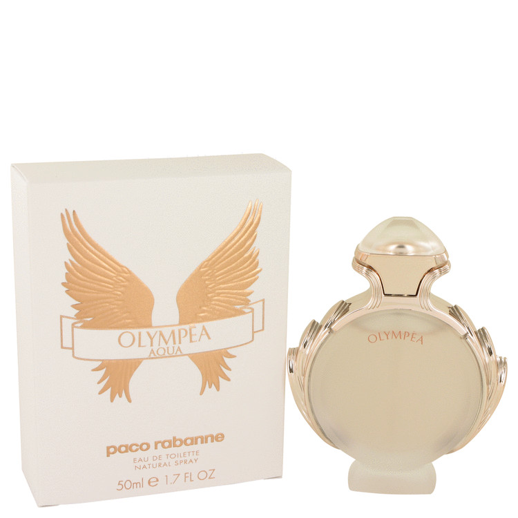 Olympea Aqua Perfume by Paco Rabanne 50 ml EDT Spay for Women