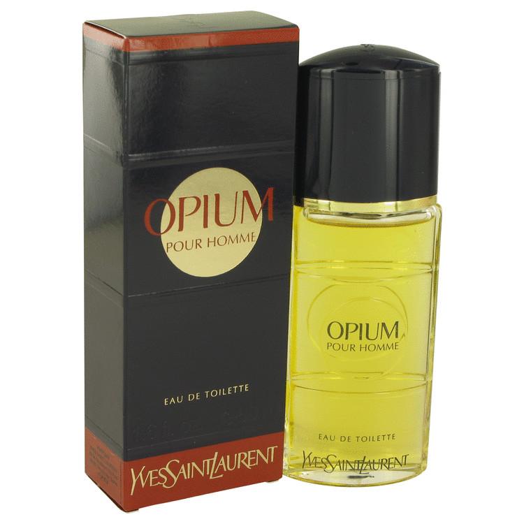 Opium Cologne by Yves Saint Laurent 50 ml Eau De Toilette for Men