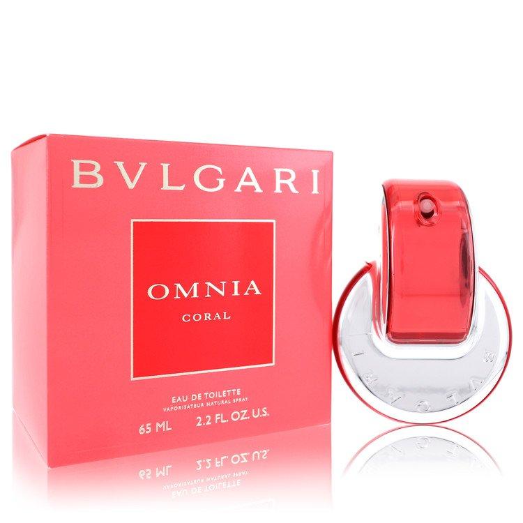 Omnia Coral Perfume by Bvlgari 65 ml Eau De Toilette Spray for Women