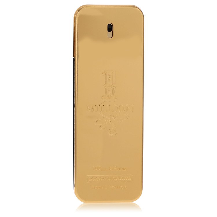1 Million by Paco Rabanne Eau De Toilette Spray (Tester) 3.4 oz