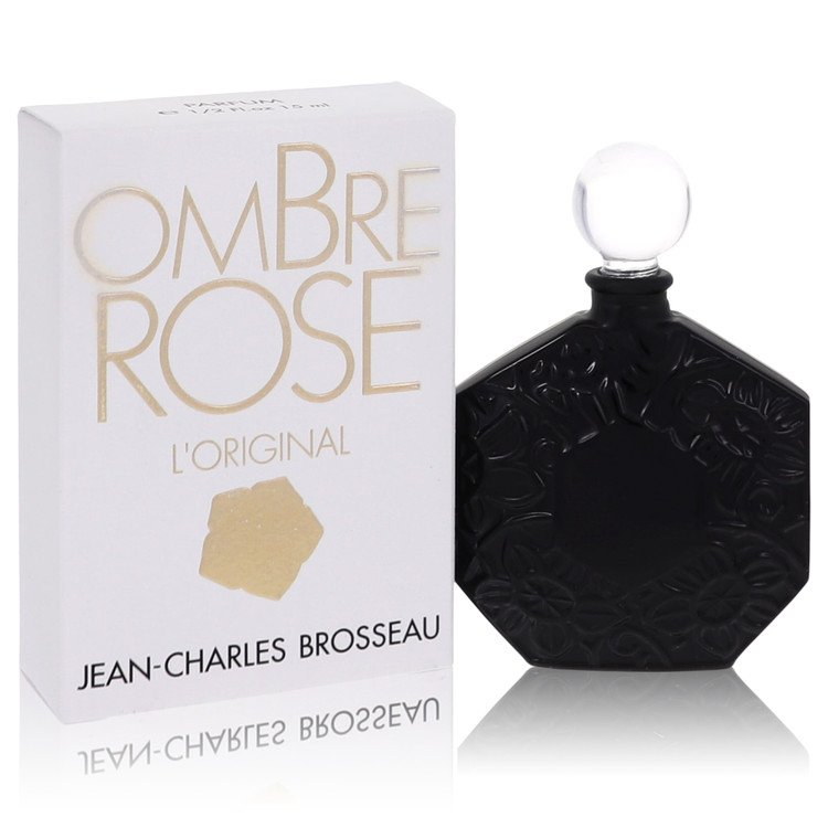 Ombre Rose by Brosseau for Women Pure Perfume .5 oz