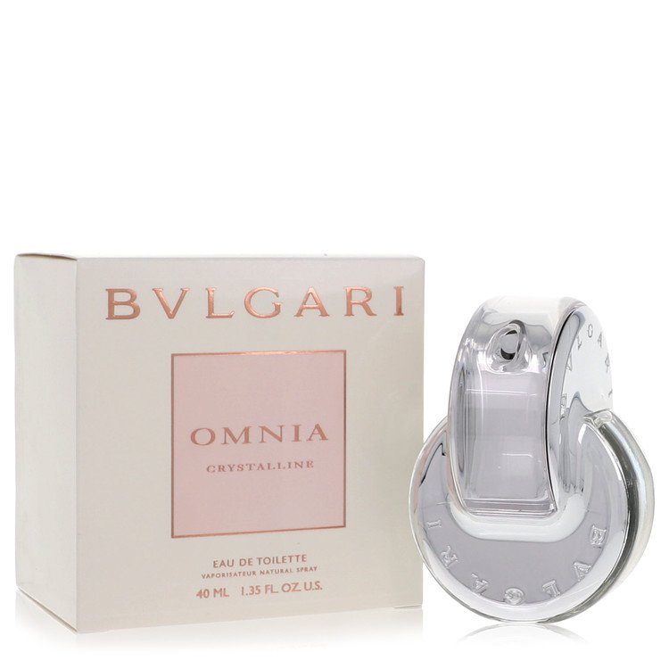 OMNIA CRYSTALLINE by Bvlgari for Women Eau De Toilette Spray 1.3 oz
