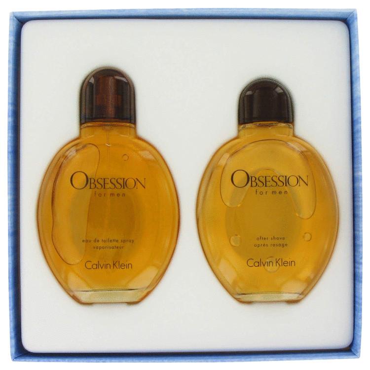 Onyx Gift Set -- Gift Set - 3.4 oz Eau De Toilette Spray + 2.7 oz Deodorant Stick for Men