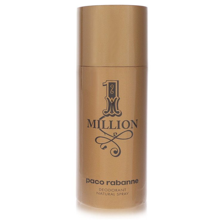 1 Million by Paco Rabanne for Men Deodorant Spray 5 oz