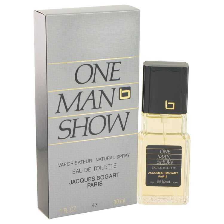 ONE MAN SHOW by Jacques Bogart –  Eau De Toilette Spray 1 oz 30 ml for Men