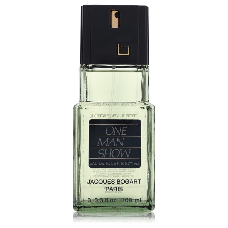 ONE MAN SHOW by Jacques Bogart Eau De Toilette Spray (Tester) 3.3 oz