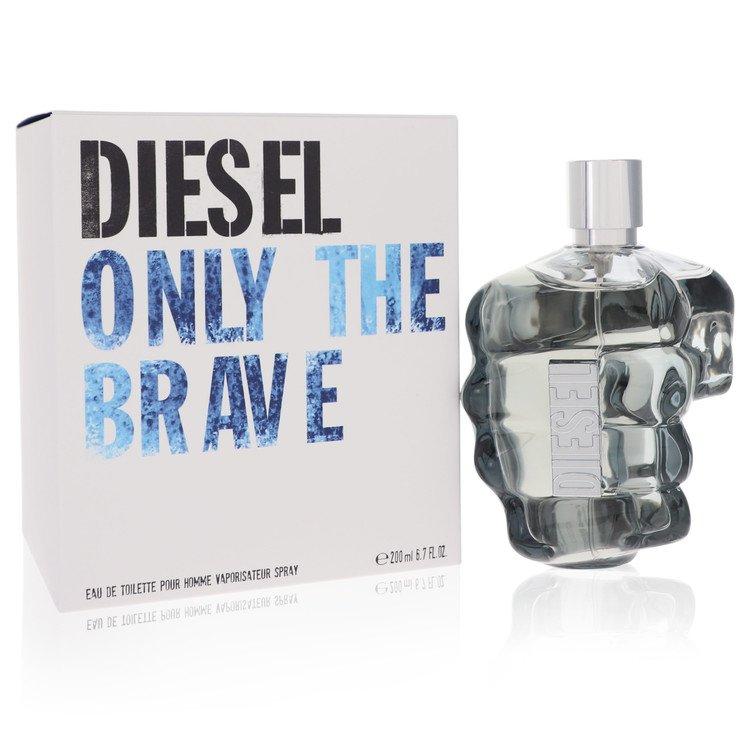 Only The Brave Cologne by Diesel 200 ml Eau De Toilette Spray for Men