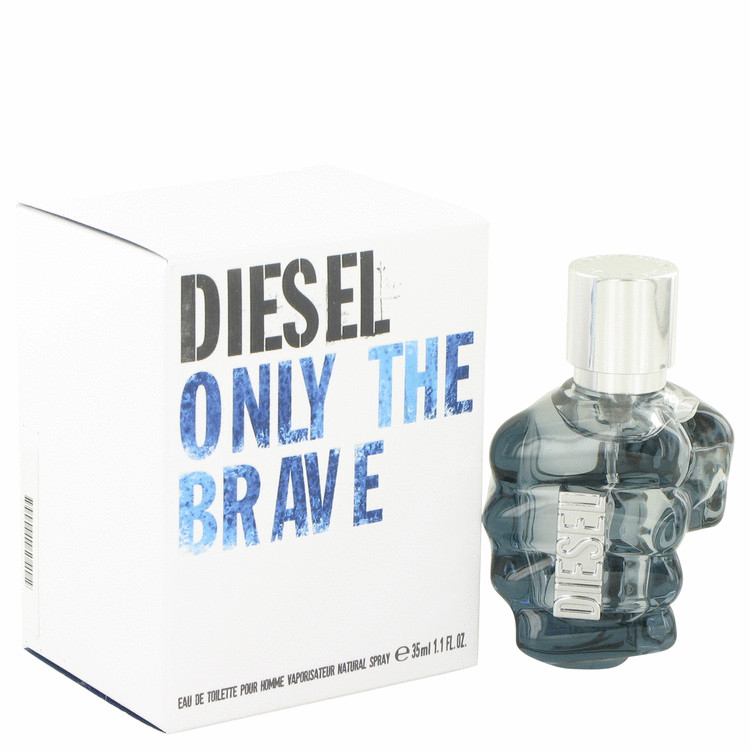 Only The Brave Cologne by Diesel 33 ml Eau De Toilette Spray for Men