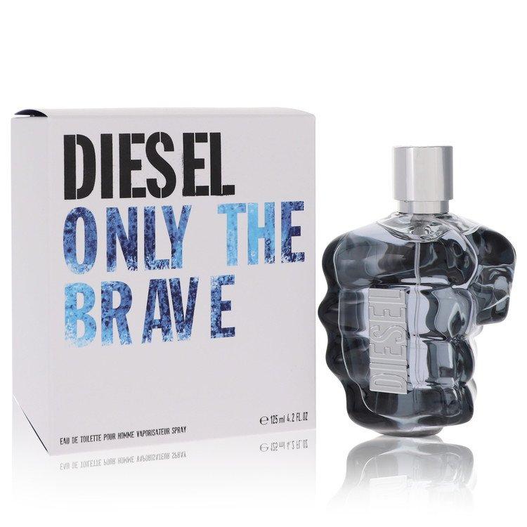Only The Brave Cologne by Diesel 125 ml Eau De Toilette Spray for Men