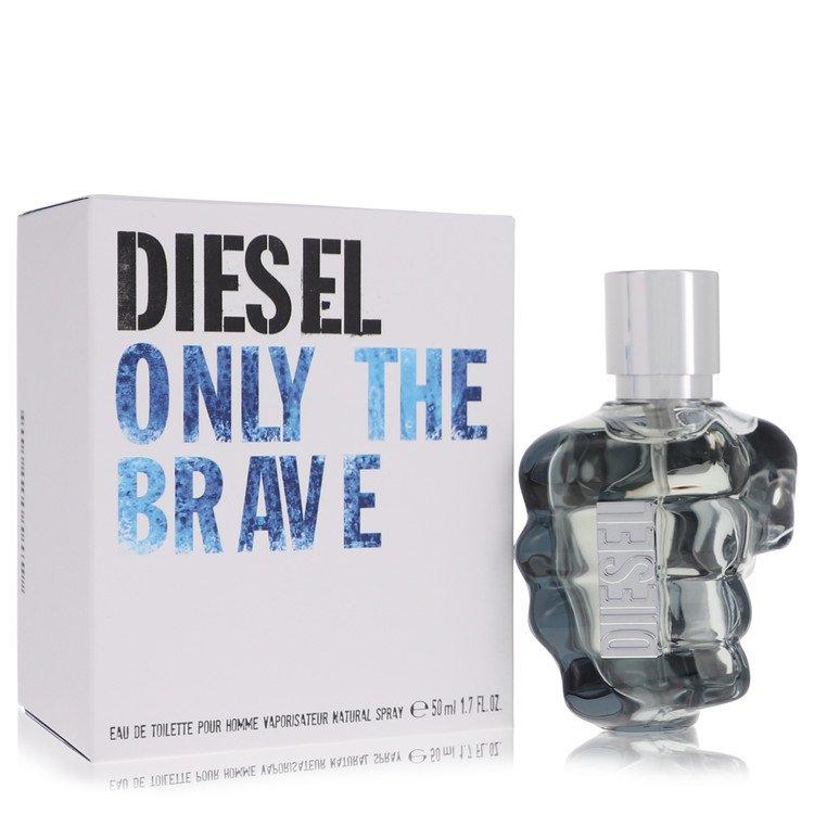 Only The Brave Cologne by Diesel 50 ml Eau De Toilette Spray for Men