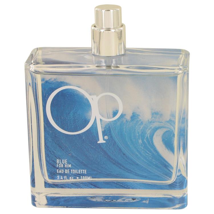 Ocean Pacific Blue Cologne 100 ml EDT Spray(Tester) for Men