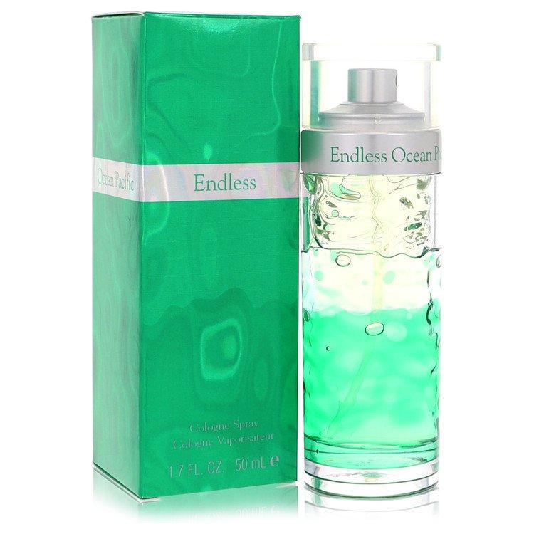 Endless by Ocean Pacific –  Eau De Cologne Spray 1.7 oz 50 ml for Men