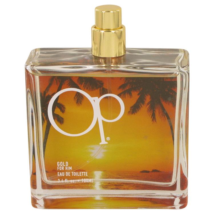 Ocean Pacific Gold Cologne 100 ml EDT Spray(Tester) for Men