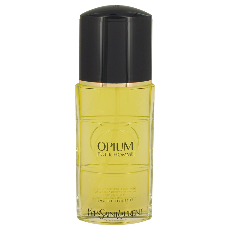 Opium Cologne by Yves Saint Laurent 3.3 oz EDT Spray(Tester) for Men