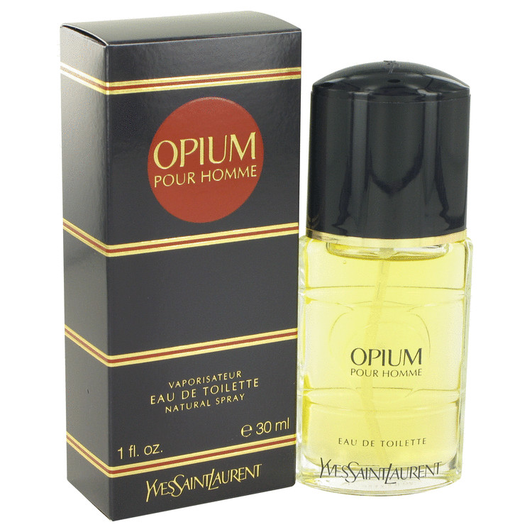 OPIUM by Yves Saint Laurent Eau De Toilette Spray 1 oz