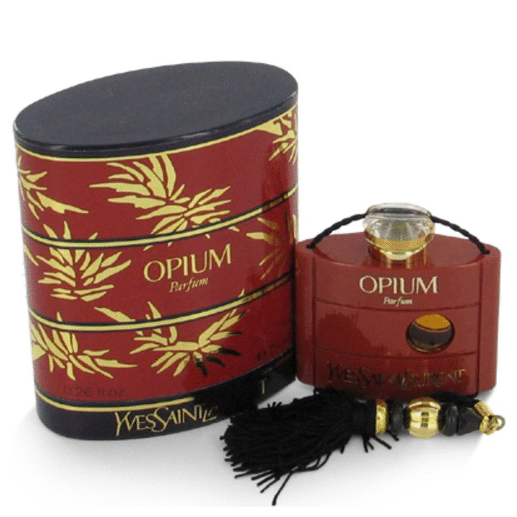 Opium Pure Perfume by Yves Saint Laurent 7 ml Pure Perfume for Women