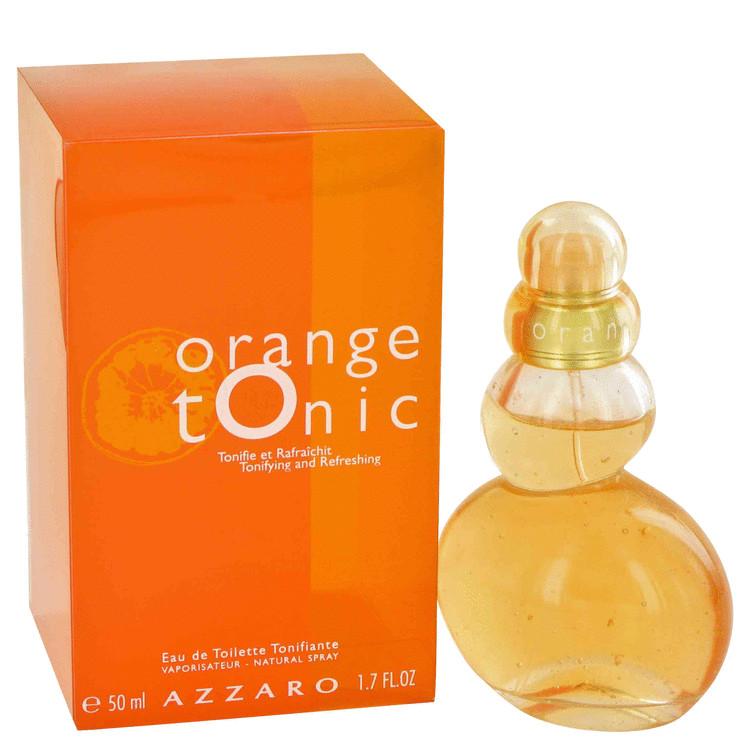 Azzaro Orange Tonic Perfume by Azzaro 1.7 oz EDT Spay for Women