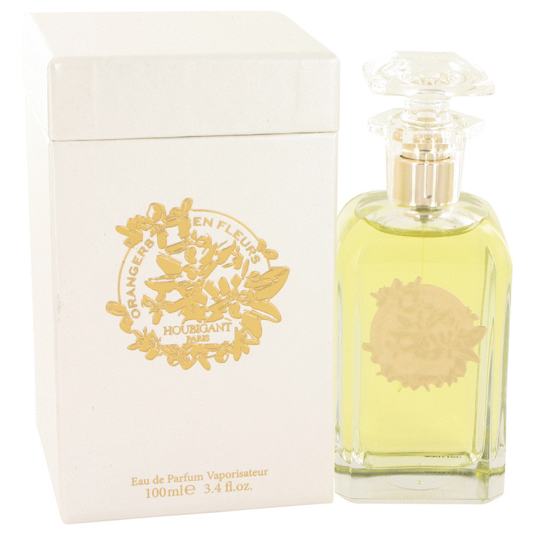 Orangers En Fleurs Perfume by Houbigant 100 ml EDP Spay for Women