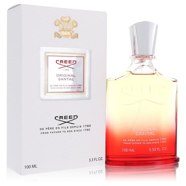Original Santal by Creed –  Eau De Parfum Spray 3.3 oz 100 ml for Men
