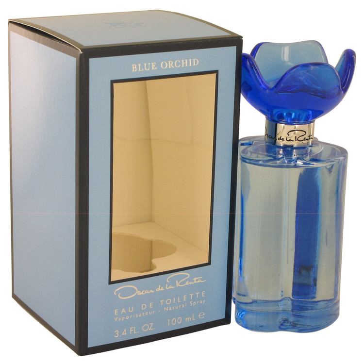Oscar Blue Orchid Perfume 100 ml EDT Spay for Women