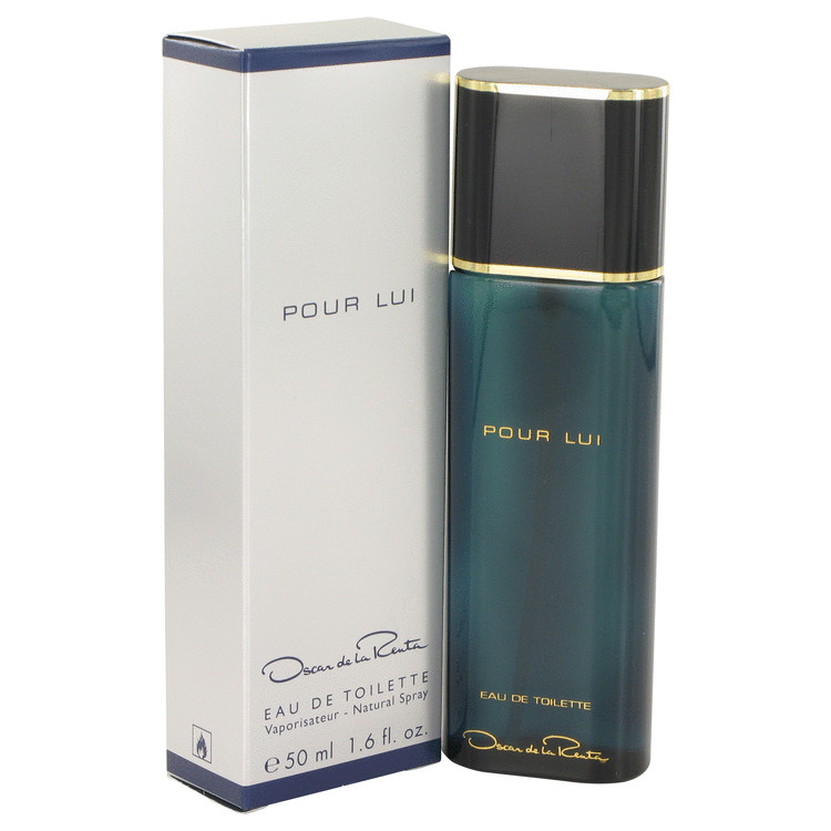 Oscar Pour Lui Cologne by Oscar De La Renta 50 ml EDT Spay for Men