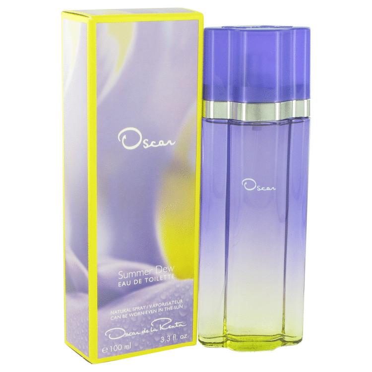Oscar Summer Dew Perfume 100 ml EDT Spay for Women